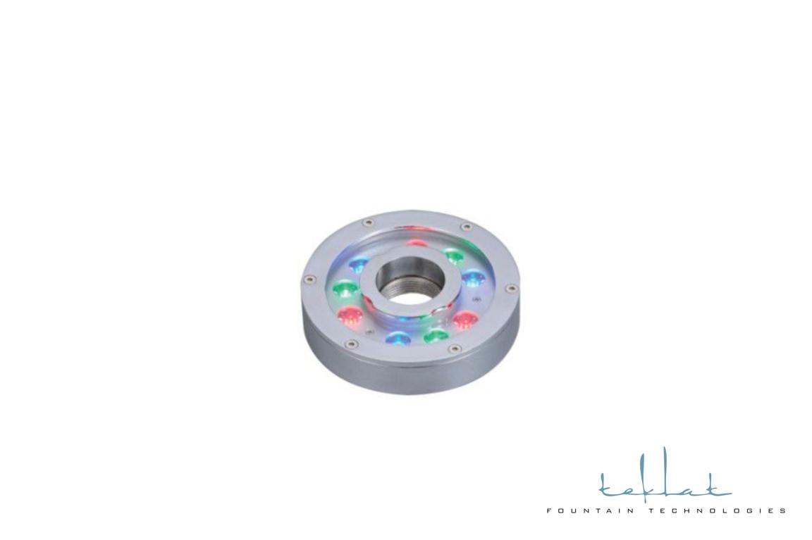Zemūdens prožektors 27W LED / RGB 3in1