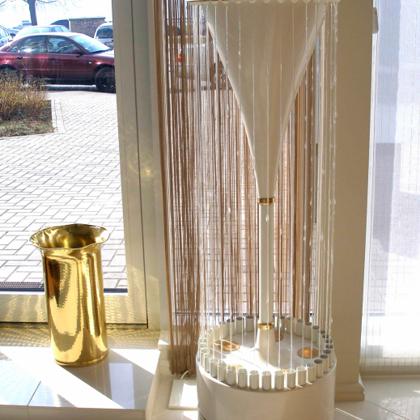 """Strūklaka skaistumkopšanas salonā """"Bellefontaine"""" Rīgā / 2008. gads"""